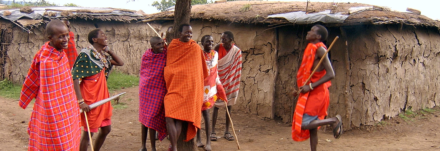 Maasai in Enduimet