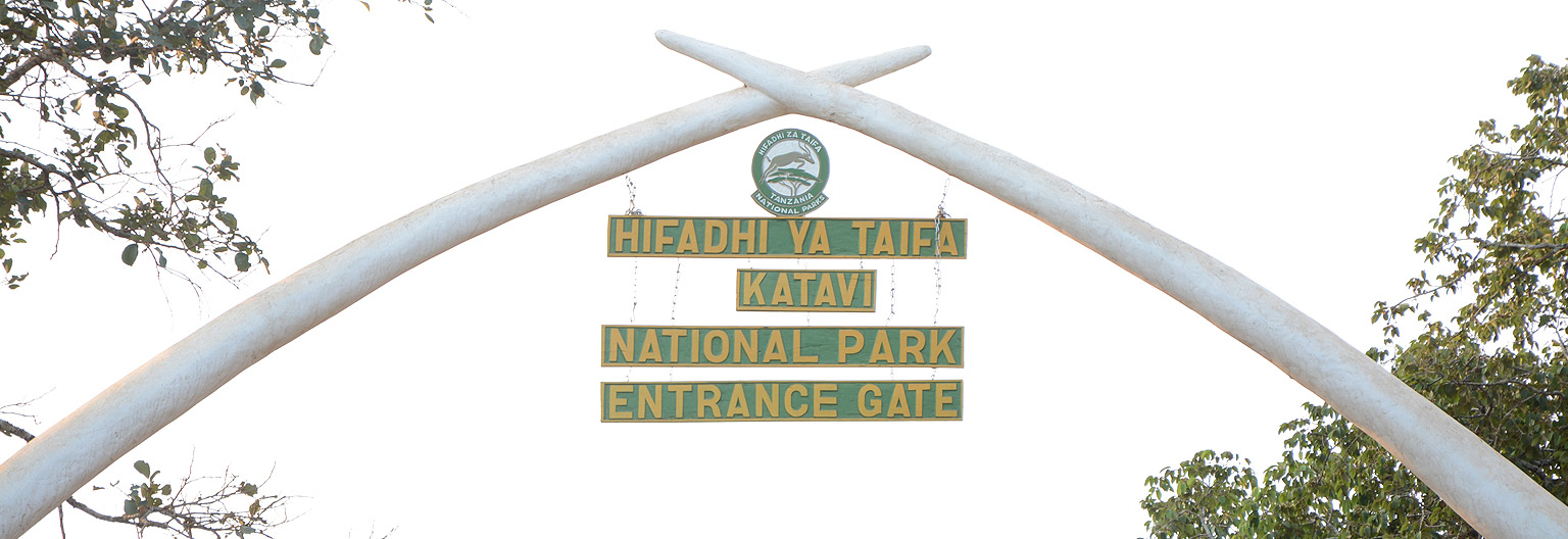 Katavi National Park, Gate Entrance