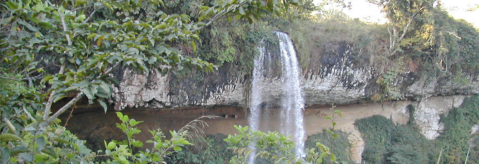 Kaporogwe Waterfalls