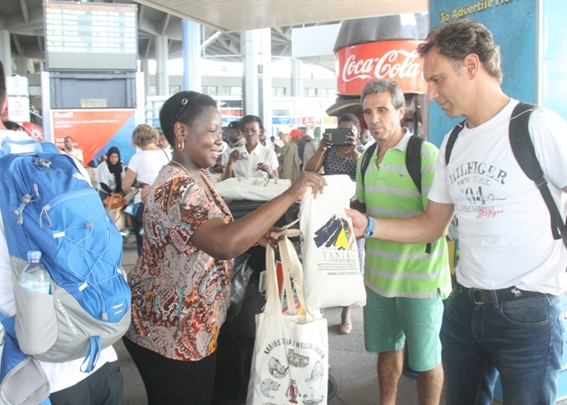 Real Madrid Concludes Their Historical Visit To Tanzania Tanzania Tourism