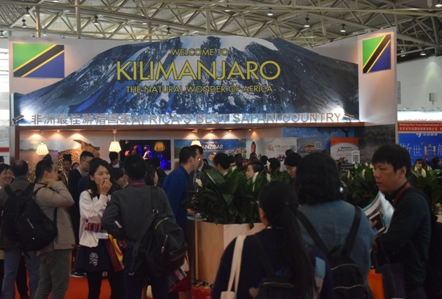 Tanzania attends CHINA OUTBOUND TRAVEL & TOURISM MARKET (COTTM)