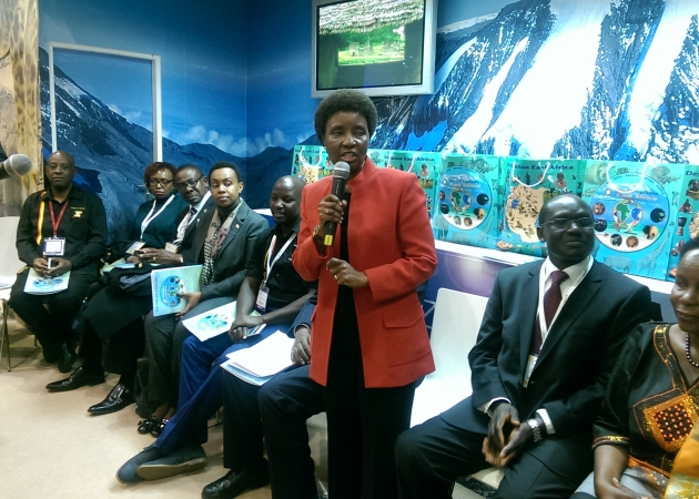 Tanzania hosts East African Community Day AT WTM
